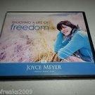 JOYCE MEYER ENJOYING A LIFE OF FREEDOM CD 4-DISC SET
