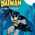The Batman - The Complete Fifth Season (DVD, 2008, 2-Disc Set)