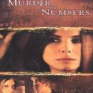 Murder by Numbers (DVD, 2002, Widescreen) SANDRA BULLOCK BRAND NEW