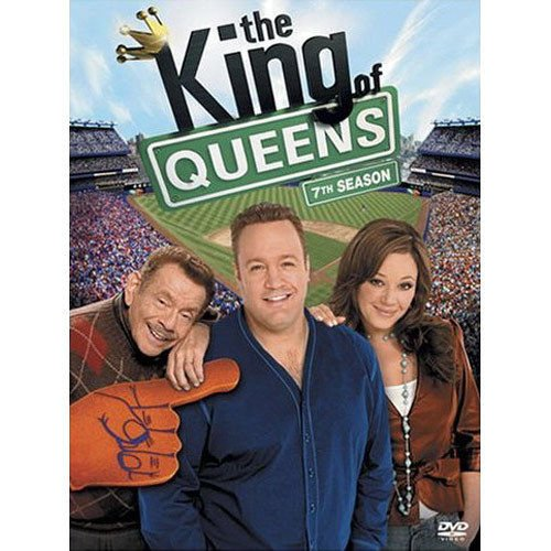 King of Queens - The Complete Seventh /7TH Season (DVD, 2007, 3-Disc Set)