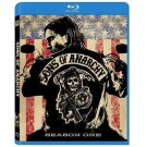 Sons of Anarchy - Season 1 /ONE (Blu-ray Disc, 2009, 3-Disc Set)