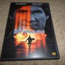 Starman (DVD, 1998, Closed Caption; Multiple Languages) JEFF BRIDGES BRAND NEW