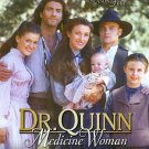 Dr. Quinn, Medicine Woman - The Complete Season 4 / FOUR (DVD, 2011, 8-Disc Set)