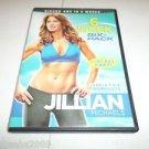 Jillian Michaels: 6 Week Six-Pack (DVD, 2010)