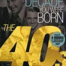 The Decade You Were Born: 1940s (DVD, 2012)