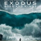Exodus: Gods and Kings (Blu-ray Disc, 2015, Includes Digital Copy) W/SLIP