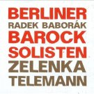 Zelenka & Telemann (CD, Dec-2011, Phil.Harmonie) BRAND NEW