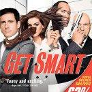 Get Smart (DVD, 2008) THE ROCK,ANNE HATHAWAY BRAND NEW
