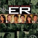 ER: The Final Season - Season 15/FINAL SEASON (DVD, 2011, 5-Disc Set)