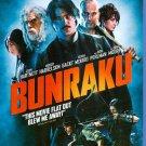 Bunraku (Blu-ray Disc, 2011) DEMI MOORE,WOODY HARRELSON BRAND NEW