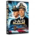 JAG - The Complete First / ONE Season (DVD, 2006, 6-Disc Set)