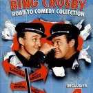 On the Road with Bob Hope and Bing Crosby (DVD, 2012, 2-Disc Set) NO SLIP COVER