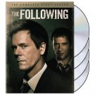 The Following: The Complete First/1ST Season (DVD, 2014, 4-Disc Set)