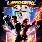 Adventures of Sharkboy and Lava Girl in 3-D (DVD) W 5 PAIRS OF 3D GLASSES