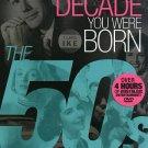 The Decade You Were Born: 1950s (DVD, 2012)
