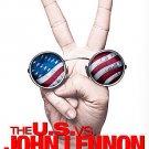 The U.S. vs. John Lennon (DVD, 2007) W/SLIP COVER