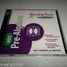 HOLT PRE-ALGEBRA ONE STOP PLANNER TEACHER EDITION CD ROM 2-DISC SET