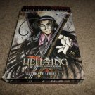 HELLSING ULTIMATE SERIES IV LIMITED EDITION 2-DISC DVD SET,STEELBOOK,W/ART BOOK