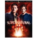 Supernatural: The Complete Fifth Season (DVD, 2010, 6-Disc Set)