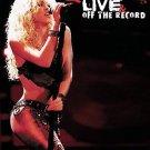 Shakira - Live & Off The Record (DVD, 2004, 2-Disc Set, DVD/CD 2 Pack)