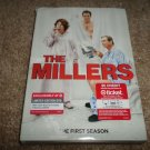 The Millers: FIRST SEASON (DVD, 2014, 3-Disc Set) W/SLIP