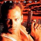 Die Hard Collection (DVD, 1999, 3-Disc Set)  BRUCE WILLIS