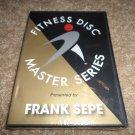 FRANK SEPE FITNESS DISC MASTER SERIES DVD BRAND NEW