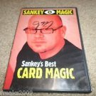 SANKEY MAGIC SANKEY'S BEST CARD MAGIC DVD