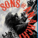 Sons of Anarchy: Season Three/3  (Blu-ray Disc, 2011, 3-Disc Set)
