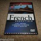 VISUAL PASSPORT FRENCH ESSENTIALS DVD/CD BRAND NEW