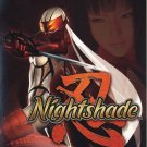 Nightshade (Sony PlayStation 2, 2004) PS2 COMPLETE