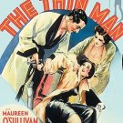 The Thin Man (DVD, 2002) WILLIAM POWELL,MYRNA LOY
