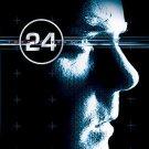 24 - Season 2 / TWO COMPLETE (DVD, 2003, 7-Disc Set)