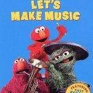 Sesame Street - Let's Make Music (DVD, 2003)