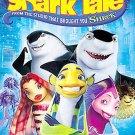 Shark Tale (DVD, 2005, Widescreen) BRAND NEW / BOOKMARK