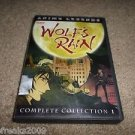 Wolf's Rain - Complete Collection I / ONE (DVD, 2006, 7-Disc Set, Anime Legends)