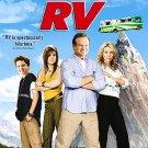 RV (DVD, 2006, Full Frame) ROBIN WILLIAMS BRAND NEW