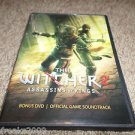 THE WITCHER 2 ASSASSINS KINGS  BONUS DVD/ VIDEO GAME SOUNDTRACK