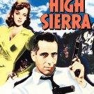 High Sierra (DVD, 2003) HUMPHREY BOGART RARE OOP