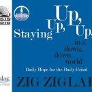 ZIG ZIGLAR UP UP STAYING UP IN A DOWN DOWN WORLD CD UNABRIDGED