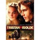 Tristan & Isolde (DVD, 2009) JAMES FRANCO W/SLIP COVER