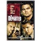 The Departed (DVD, 2007) MATT DAMON,LEONARDO DICAPRIO BRAND NEW