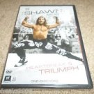 WWE - The Shawn Michaels Story: Heartbreak and Triumph (DVD) BRAND NEW
