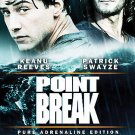 Point Break (DVD, 2006, Pure Adrenaline Edition) PATRICK SWAYZE (BRAND NEW)