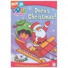 Dora the Explorer - Dora's Christmas! (DVD, 2004)