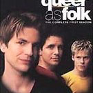 Queer as Folk - The Complete First Season (DVD, 2002, 6-Disc Set, Gift Box;...