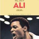 Ali (DVD, 2004, Director's Cut) WILL SMITH