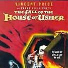 The Fall of the House of Usher (DVD, 2001) MARK DAMON,VINCENT PRICE