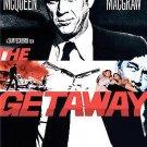 The Getaway (DVD, 2005) STEVE MCQUEEN
