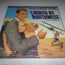 NORTH BY NORTHWEST 2-DISC LASERDISC CARY GRANT,JAMES MASON